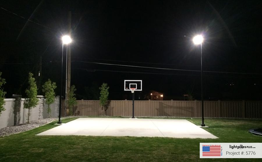 Backyard Light Pole Janielinsmith Outdoor Flood Lights Backyard Lighting Outdoor Security Lights