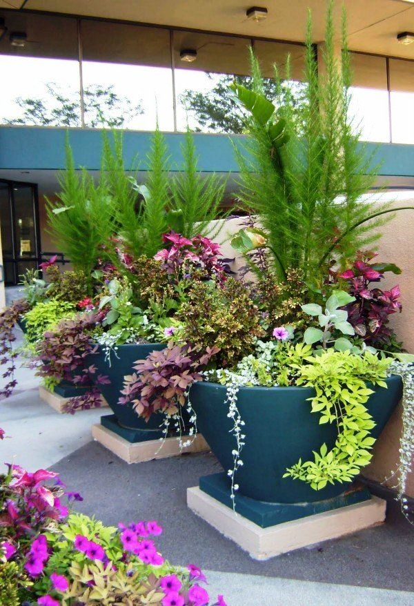 Container Garden Design Property distinctive flower garden design and style suggestions for your