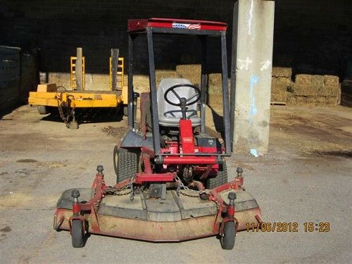 Toro Groundmaster 322d Early 1990s 4wd 72 Inch Deck Listing 15482 Ends 5 7 2013 2 10 00 Pm Eastern Farm Equipment Home Appliances Vacuums