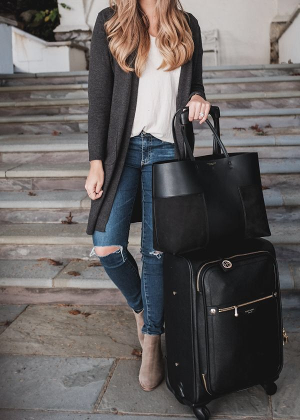 4 Easy Steps for Comfortable Travel Style