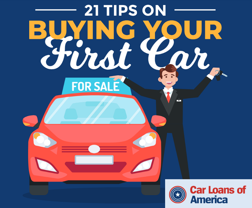 Car Loans Of America Buying Your First Car Car Loans Car