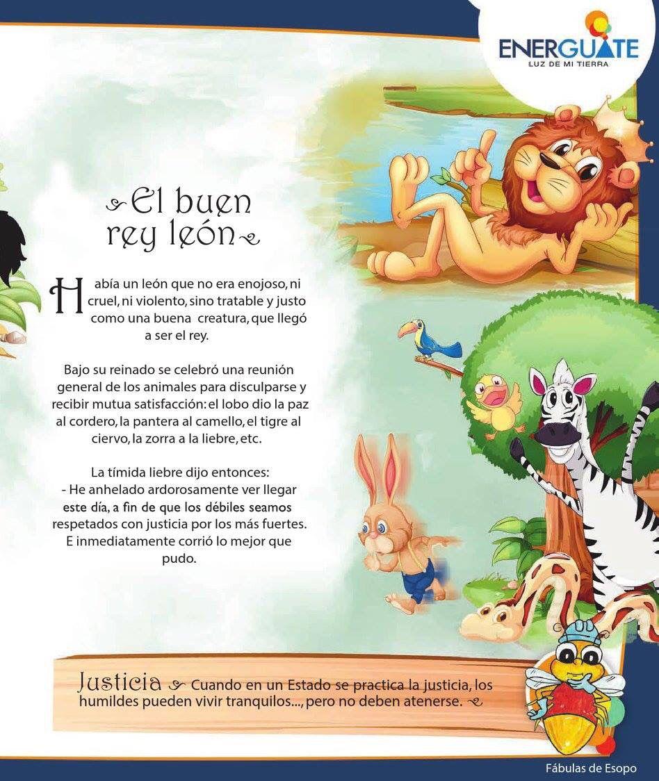 Fabula Fabulas Para Ninos Imagenes De Cuentos Infantiles Cuentos Cortos Para Imprimir