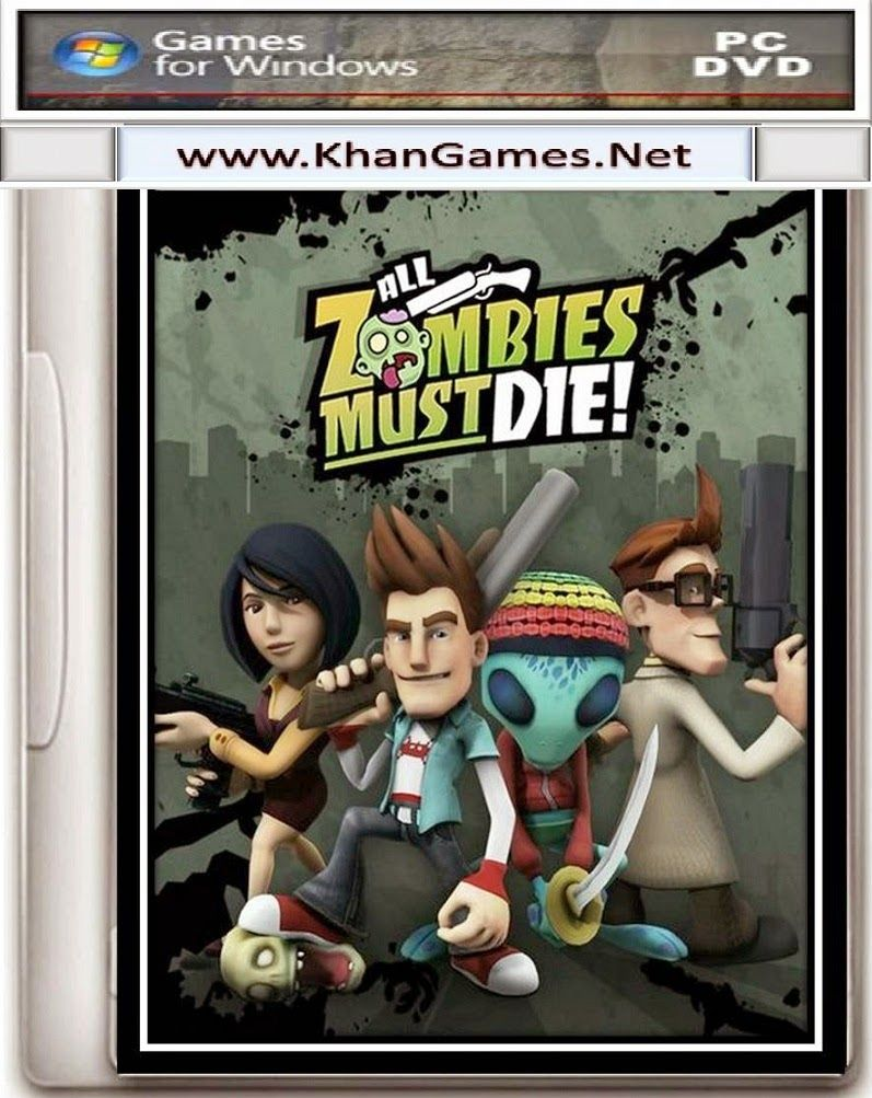 all zombies must die pc download
