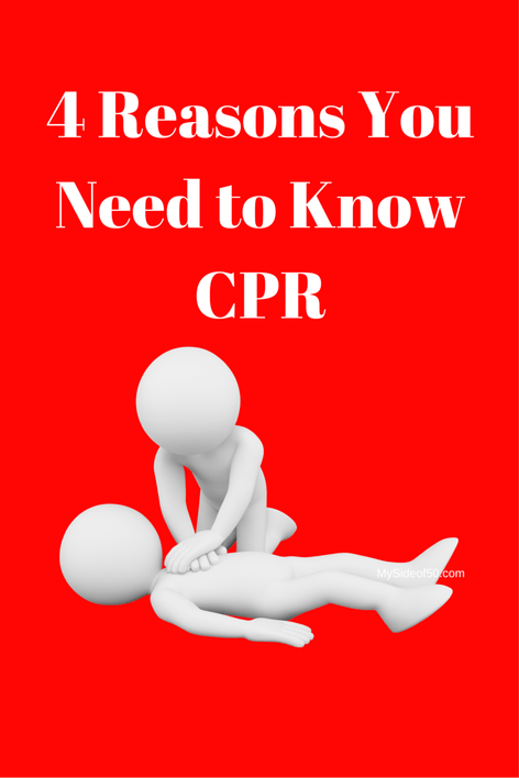 Four Reasons You Need To Know Cpr A Chance To Save A Life Cpr Training Cpr Funny Cpr Classes