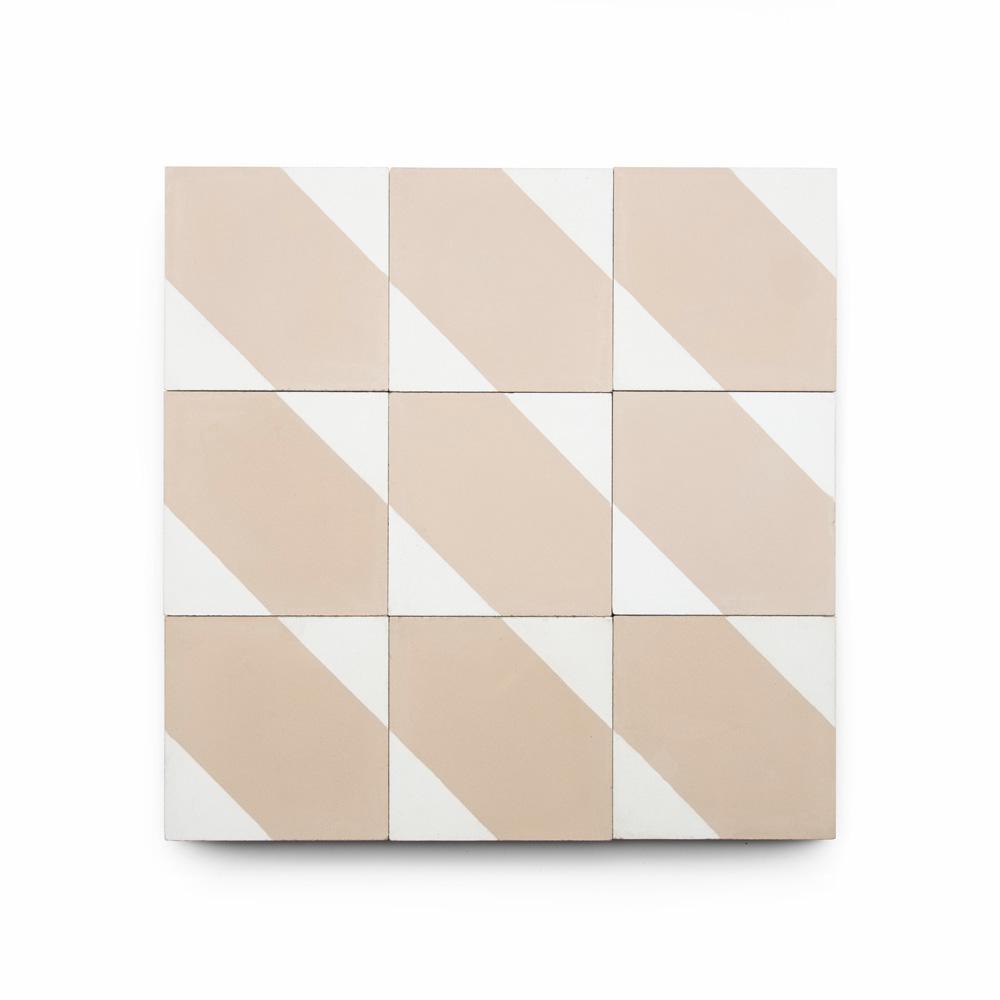 Bishop 4x4 Cement Tile Encaustic Cement Tile Tiles