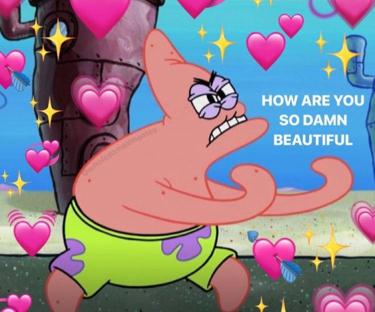 Reaction Wholesome Wholesomexmemes Reactions Memes Love Baby