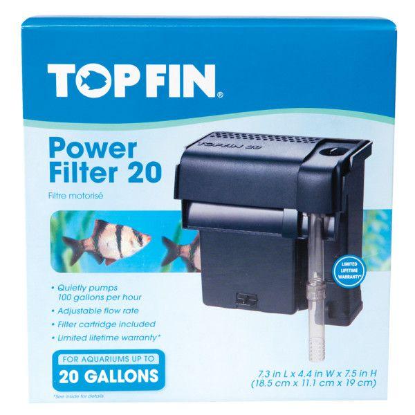 Top Fin Aquarium Power Filter Filters Petsmart Petsmart Aquarium Filters