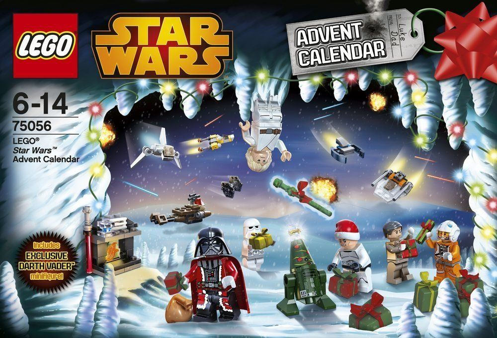 Amazon Com Lego Star Wars Advent Calendar Star Wars Advent