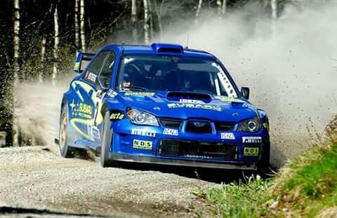 Subaro Subaru Wrc Subaru Impreza Wrc Rally Car Racing