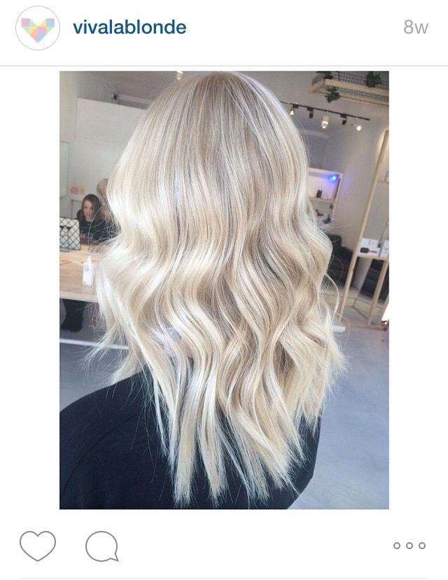 Viva La Blonde Salon In Perth Beauty Pinterest Hair Hair