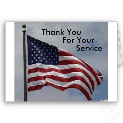 American Flag Thank You For Your Service Cards From Http Www Zazzle Com American Flag Thank You Cards American Flag Thank You Cards Flag