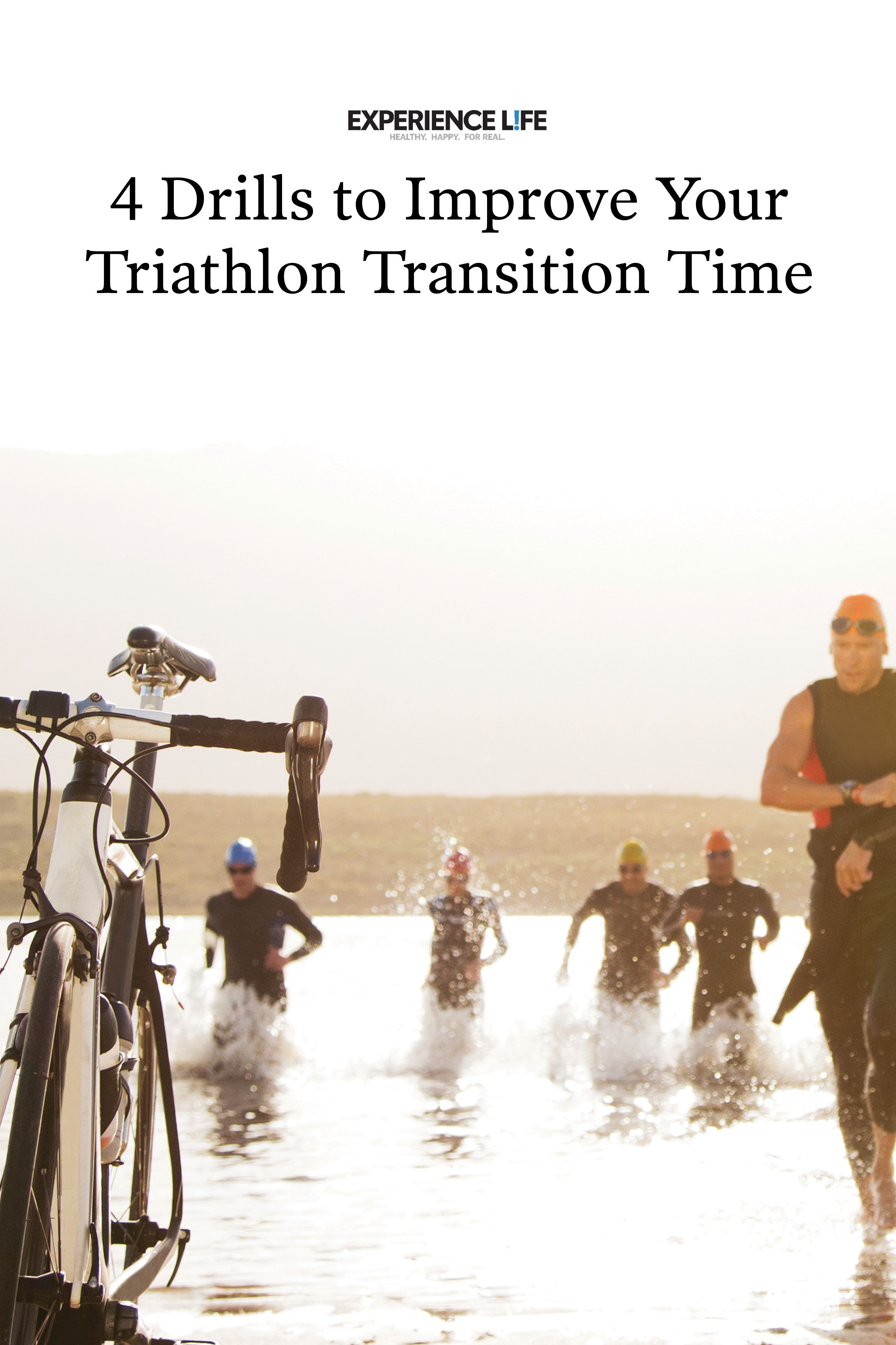 4 drills to improve your triathlon transition time