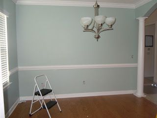 Life Is A Journey Show Us Your Dining Room Glidden Icy Teal