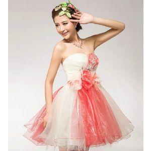aa1730065fc2f ミニ ドレス カラードレス パーティードレスドレス カラー花嫁ウェディングドレス 披露宴 演奏会 結婚式