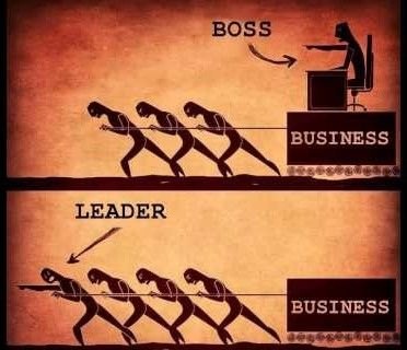 Confessions Of A Company Without Managers 1 Year Later Boss And Leader Boss Vs Leader Leadership Quotes