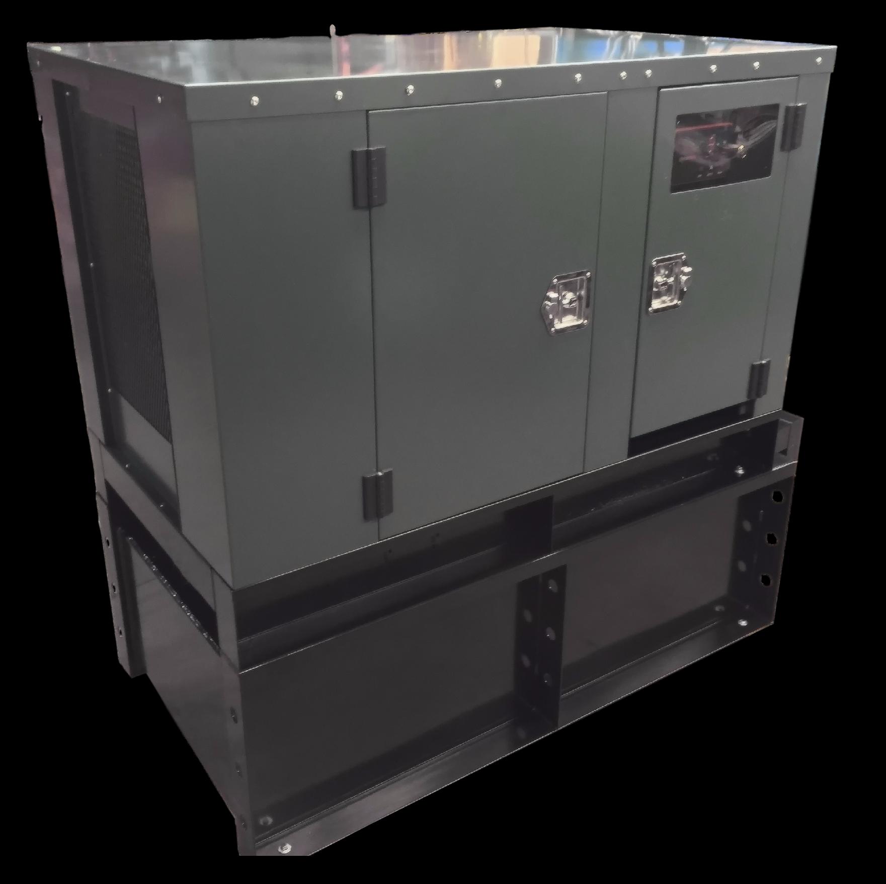 100 Gallon Generator Fuel Tank
