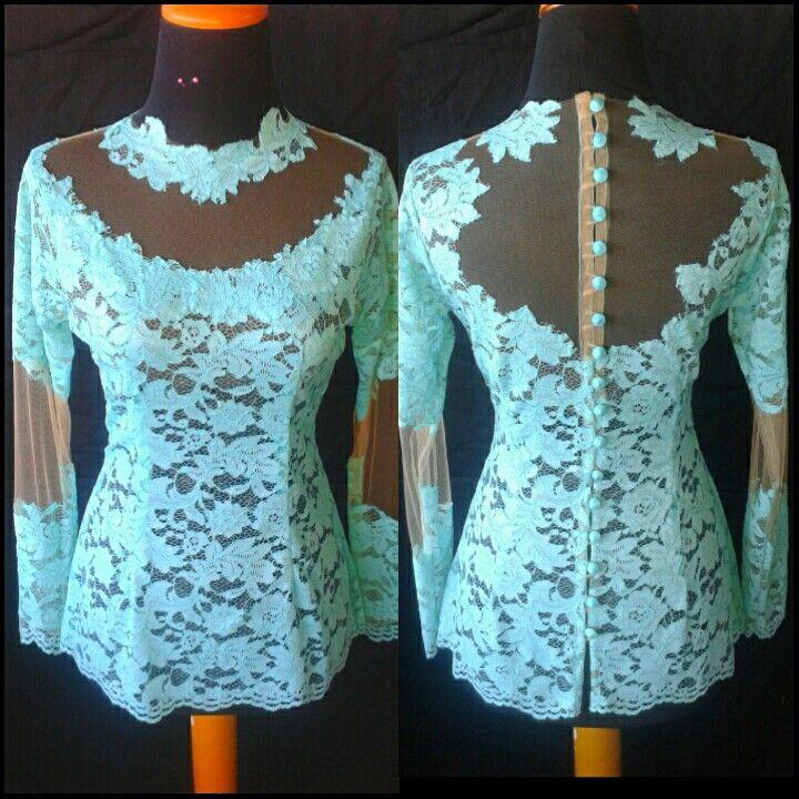 Jl Waturenggong Hasil Jahitan Kebaya Dress Model Kebaya Kebaya