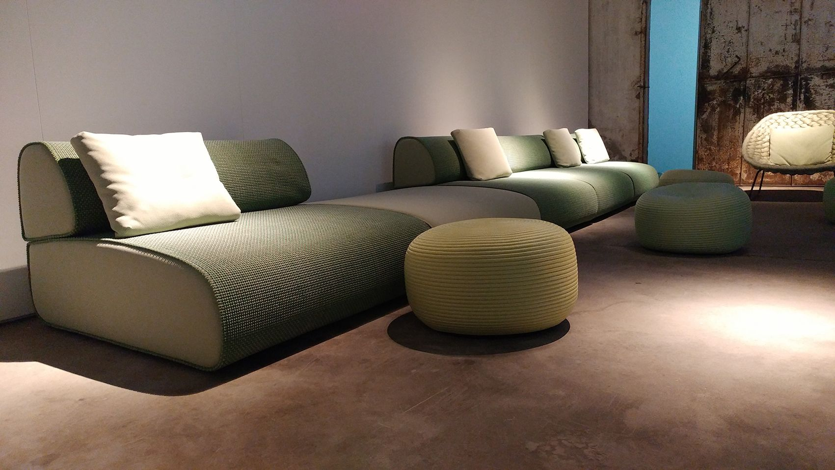 Ola sofa for Paola Lenti by Ramos Bassols | Garden furniture | Pinterest