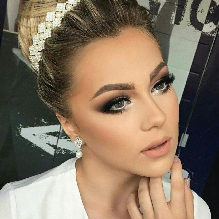 Amado Maquiagem para noivas | Maquiagem e cuidados | Pinterest  JJ77