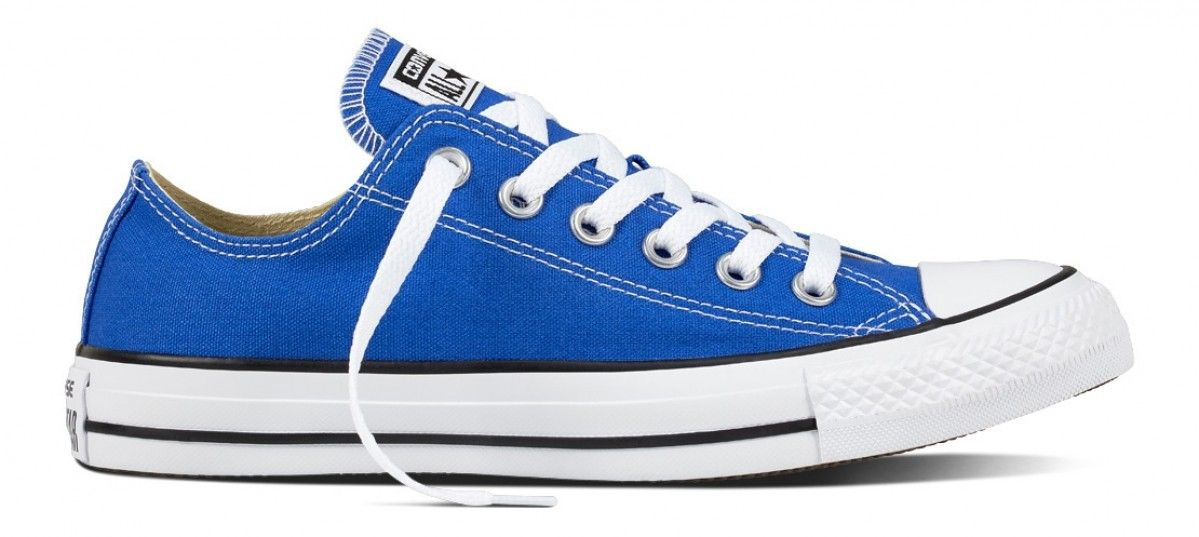 af73fe6146009b CONVERSE CHUCK TAYLOR ALL STAR LOW TOP HYPER ROYAL