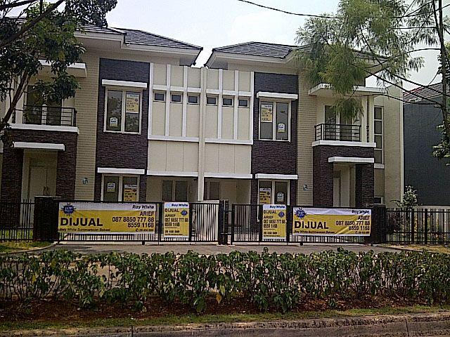 Grand Wisata, Bekasi. Cluster West Esplanade