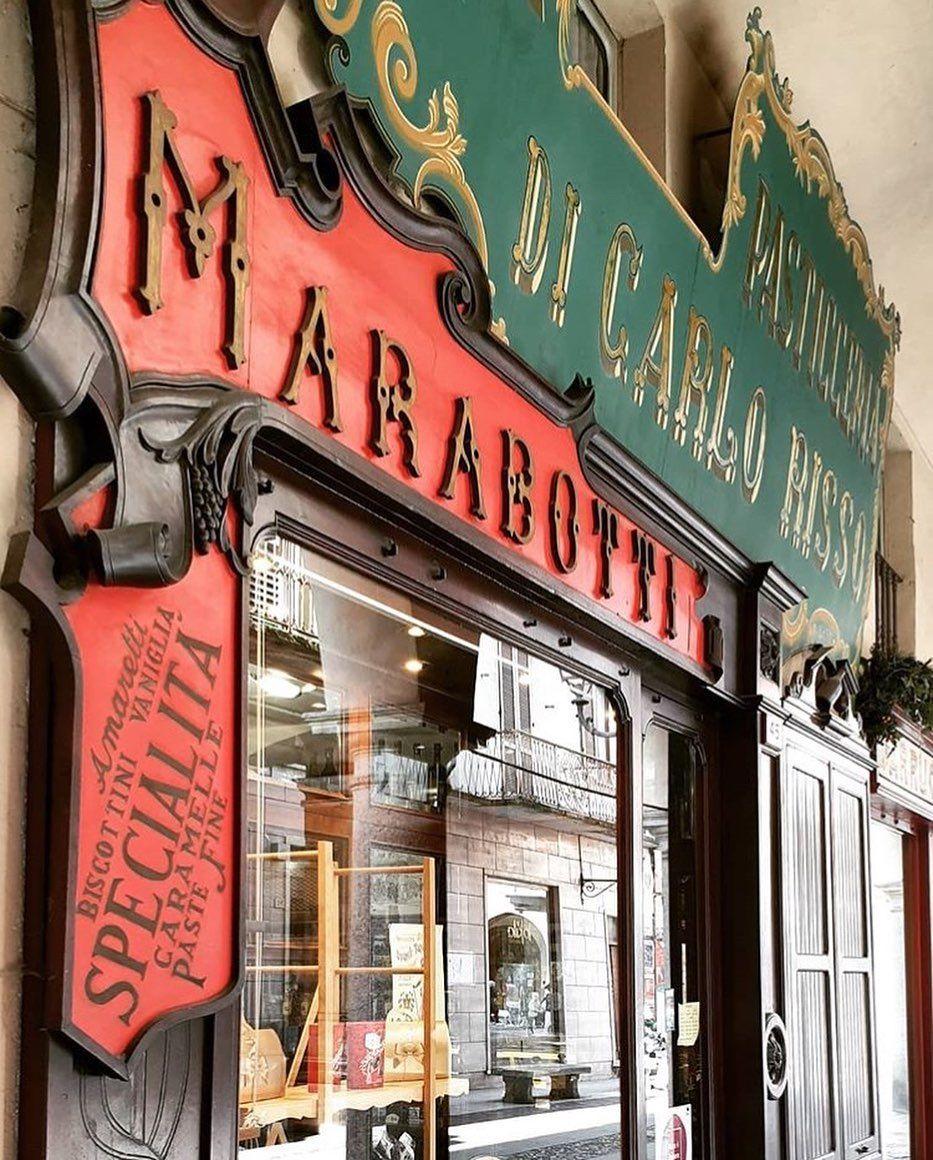 Nizzamonferrato Monferrato Unesco Antique Pastryshop Italianharitage Thanks To Segredosdaitalia Broadway Shows Past Neon Signs