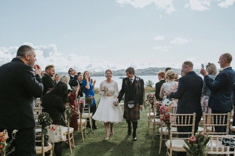 Loch Lomond Waterfront, Balmaha.  16 of the best wedding venues around Loch Lomond 2019 - Scottish Wedding Directory #lochlomond