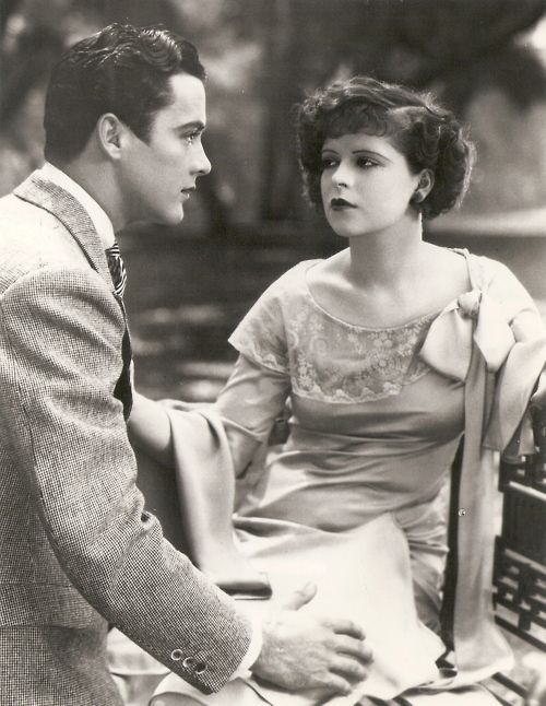 Get your man clara bow