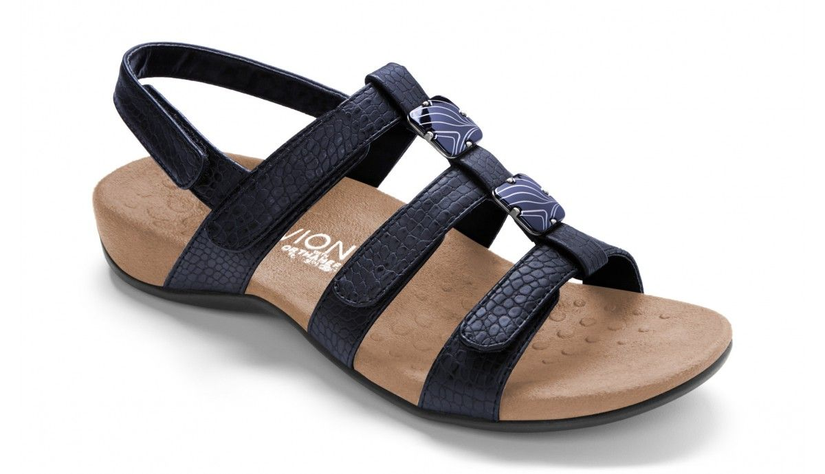 Womens sandals marshalls - Vionic Amber Adjustable Womens Sandal With Orthaheel Technology