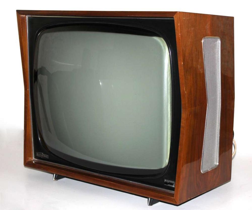 televiseur sony tv tube cathodique