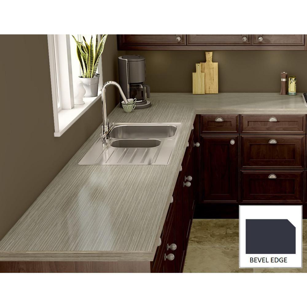 Strange Wilsonart Light Oak Ply Laminate Custom Bevel Edge Home Remodeling Inspirations Basidirectenergyitoicom
