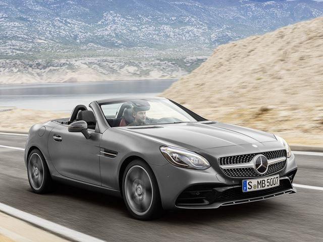 Mercedes Benz Has Killed The Slk Introducing The Slc Mercedes Slc Mercedes Benz Slk Benz