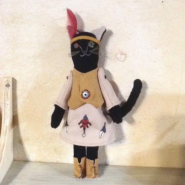 インディアン catの画像1枚目