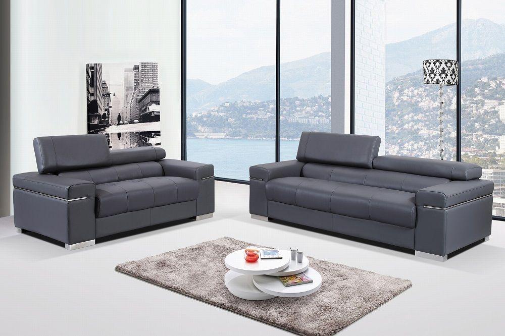 Leather Sofa Contemporary Modern New York Ny Jersey Nj