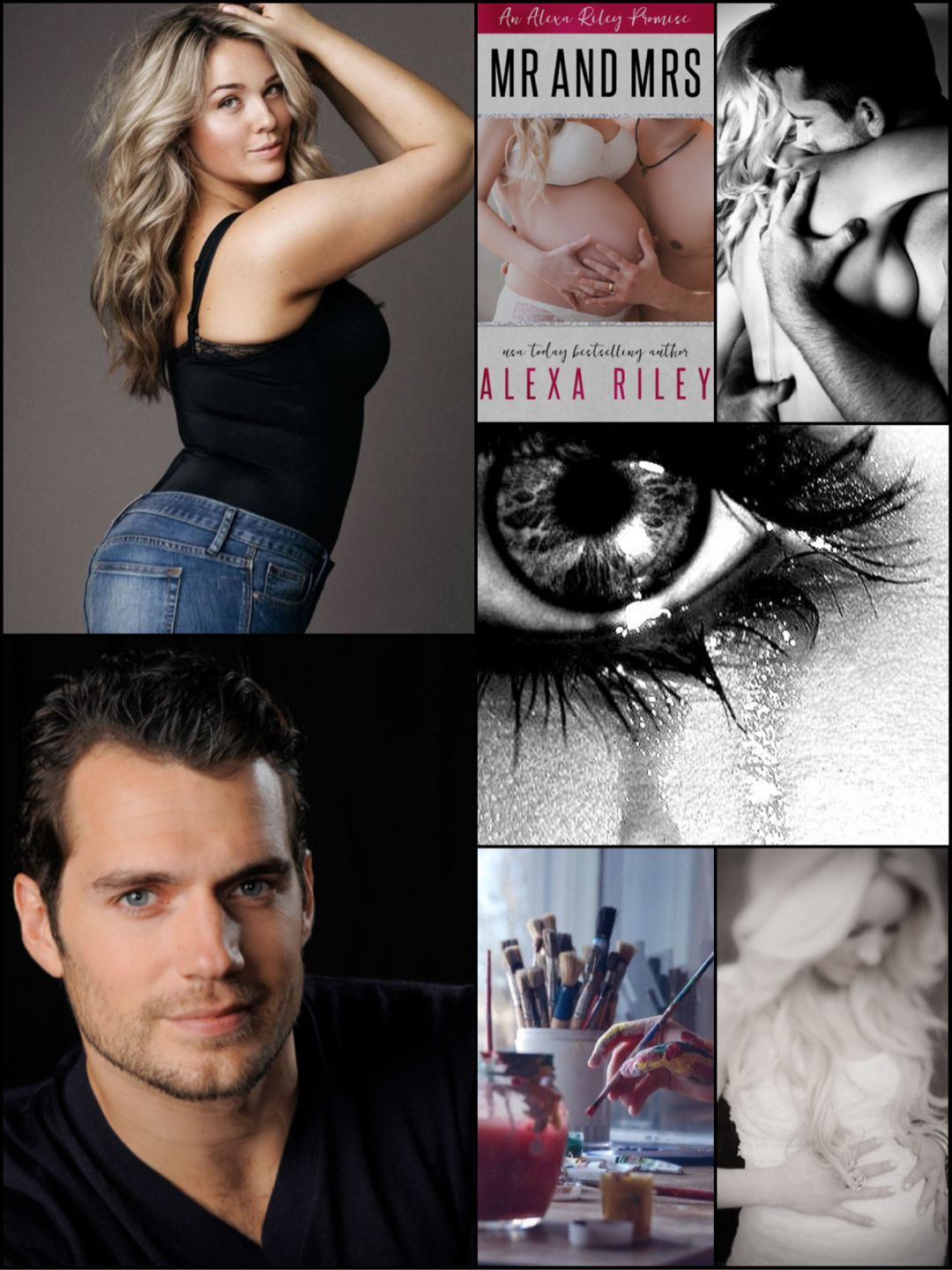 MR AND MRS by Alexa Riley