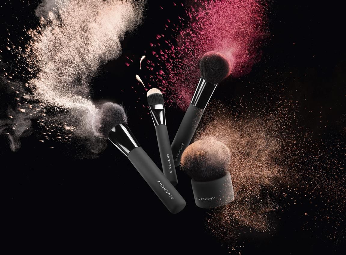 makeup brushes photography. mac makeup brush wallpaper 🌼 on we heart it brushes photography a