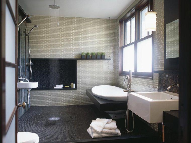 Bagno Con Doccia Aperta : Vasca da bagno con doccia aperta bagno idee ispirazioni