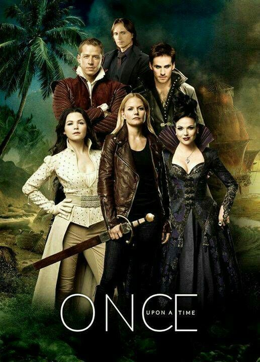 Once upon a time in neverland... S3
