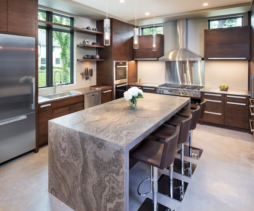 this lake calhoun organic modern home was constructed by premier