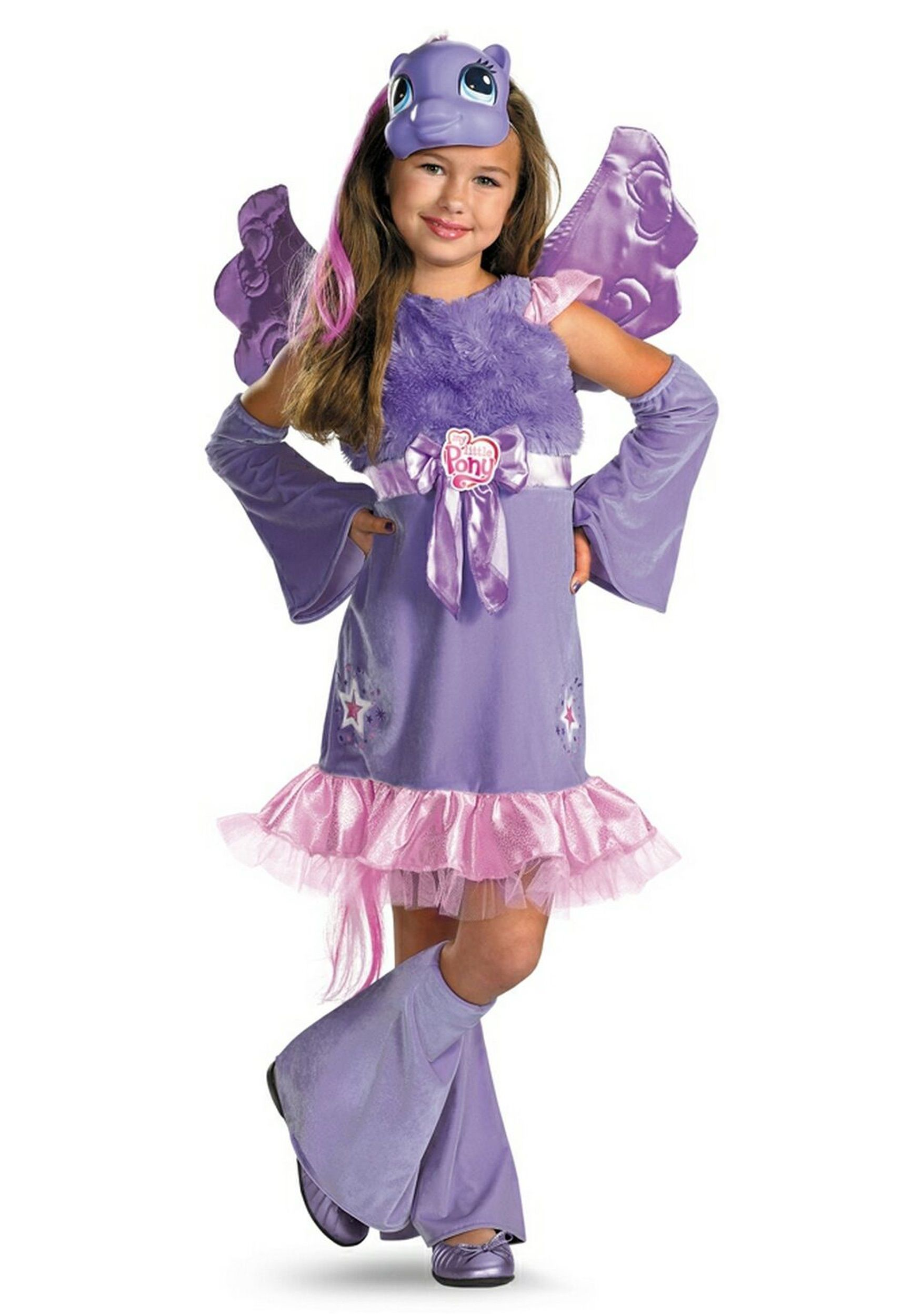 My Little Pony Girls Costume  sc 1 st  Pinterest : toddler my little pony costume  - Germanpascual.Com