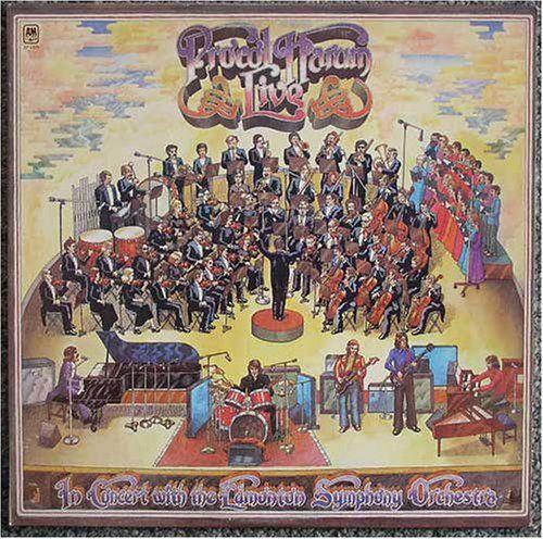 Procol Harum - Live Vinyl Album