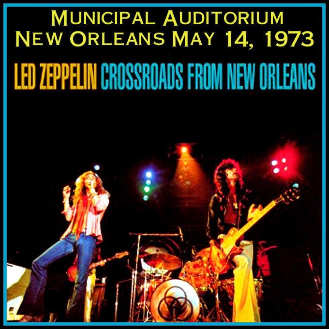 World Of Bootlegs: BOOTLEG : Led Zeppelin - The Municipal