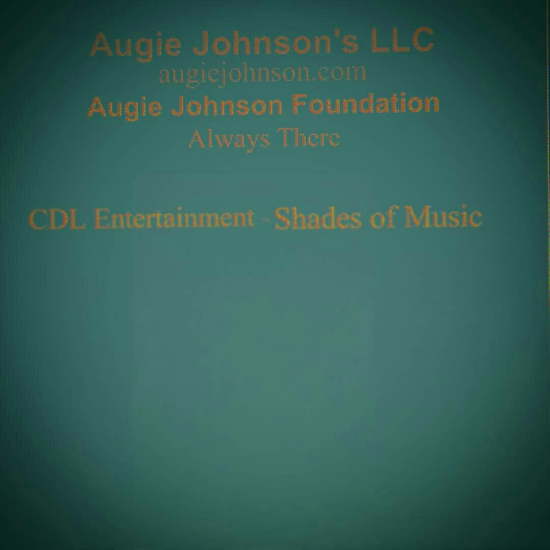 augiejohnson.com #music #givingback #AugieJohnsonFoundation #sideeffect