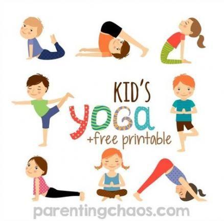 super yoga benefits poster 40 ideas  yoga for kids kids