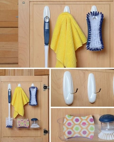 Kitchen Storage Zones: No Counter Space? Solutions For A Clean And Clutter-Free