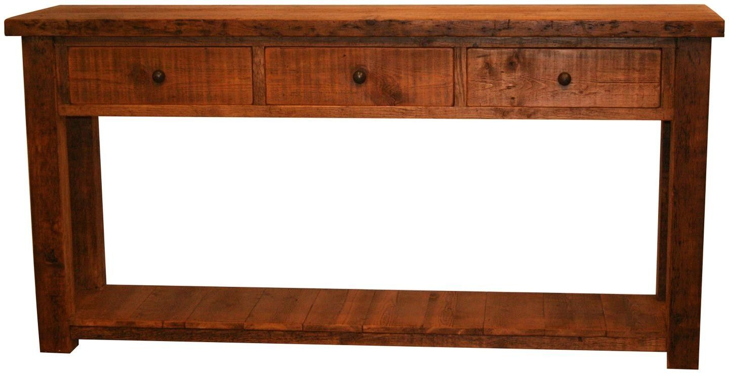 6 Foot Console Table Console Table Table Entryway Tables