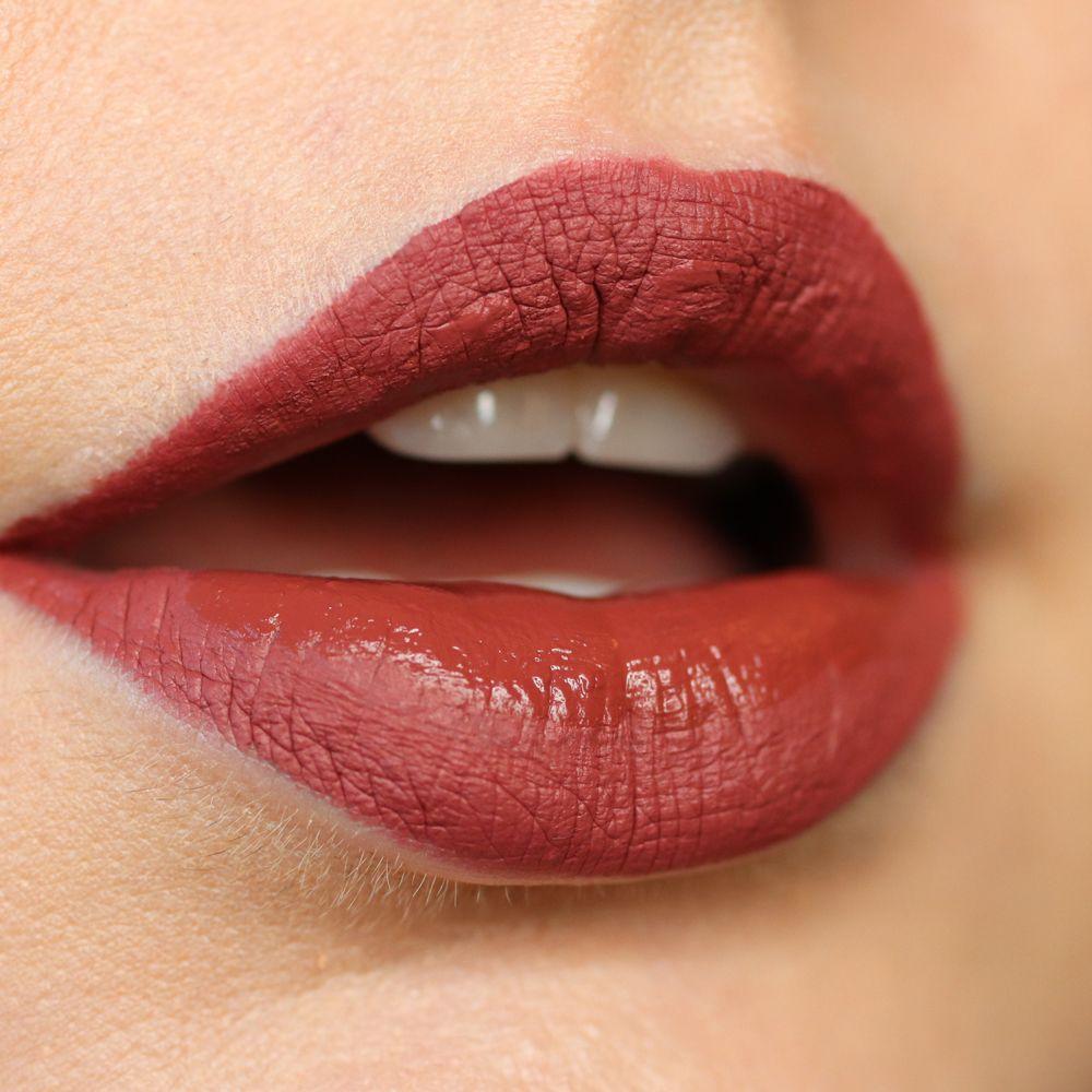 7f90fe3f2cc1 Stila Siena Lipstick Swatch