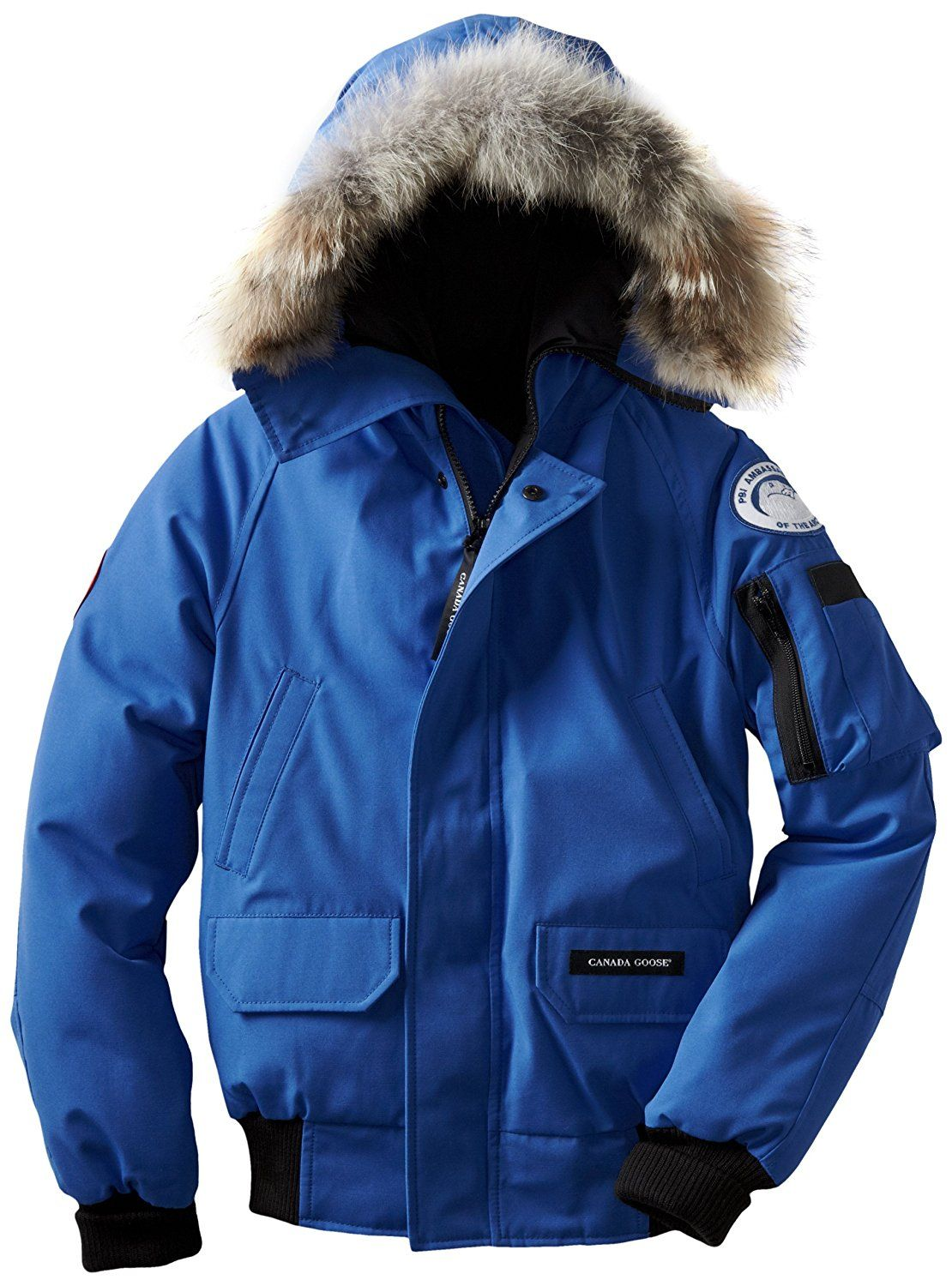Canada Goose Youth PBI Chilliwack The youth version of the official PBI Expedition Parka, worn
