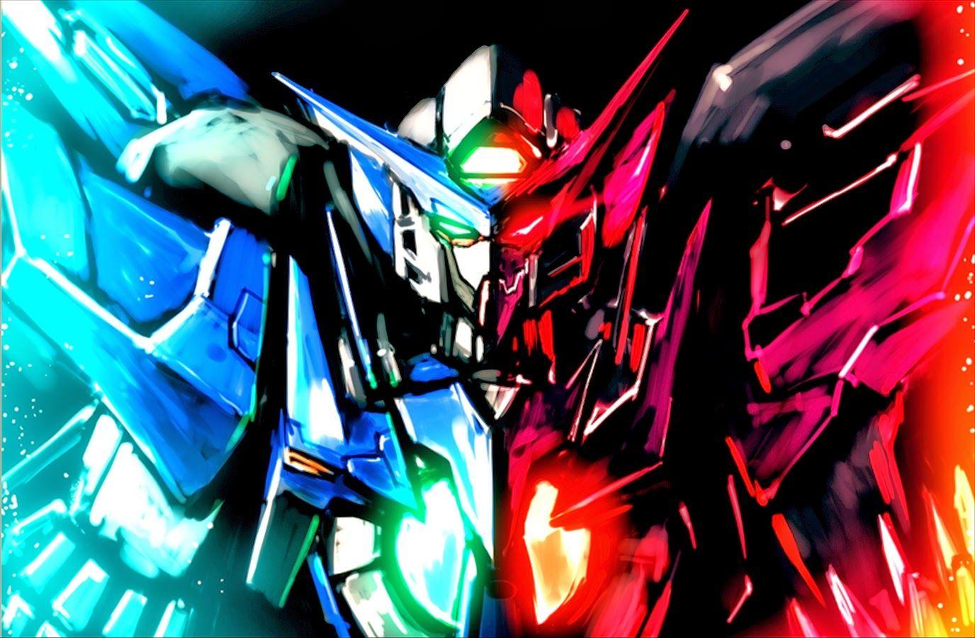 Gundam Exia Dark Matter Wallpaper Poster Image Fanmade Gundam Exia Gundam Gundam Wallpapers