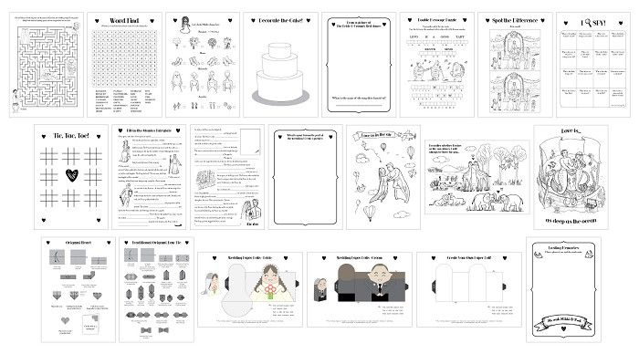 graphic regarding Printable Activity Books identified as Pin upon Designing/invitations/pictures